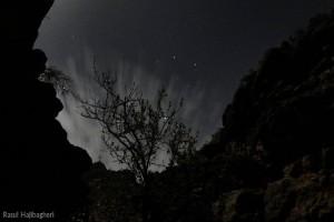استهبان - لای تاریک