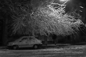 برف استهبان ۱