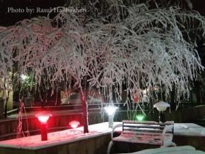 برف استهبان ۵