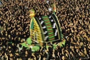 مراسم چارچو گردانی - استهبان ۱۳۹۲