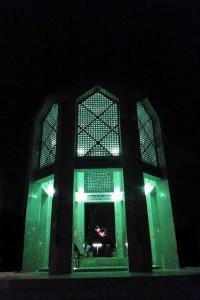 مقبره شهدای گمنام استهبان۱