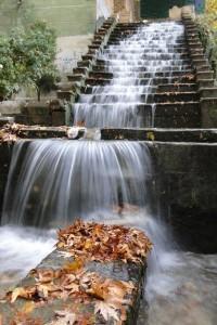 آبشار استهبان - آذر ۱۳۹۱