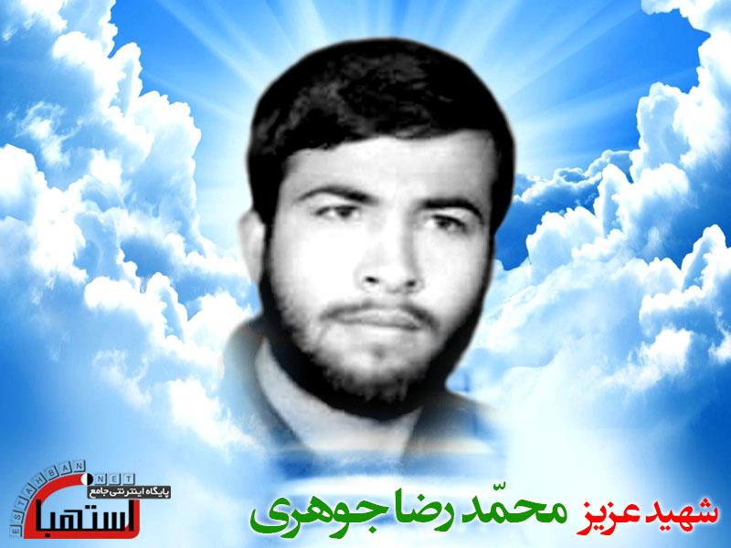 محمّد رضا جوهری
