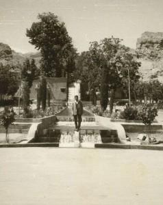 آبشار استهبان در سال های دور