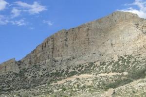 معدن سنگ کوه تودج۲