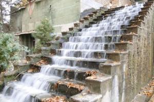 آبشار استهبان - آذر ۱۳۹۱-