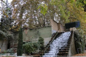 آبشار استهبان - آذر ۱۳۹۱--